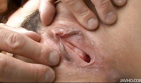 Fille solo anal avec gros porno x chien mignon clito