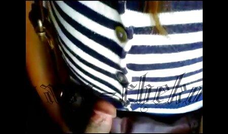 Brunette baisée dans tous les trous porno femme avec cheval